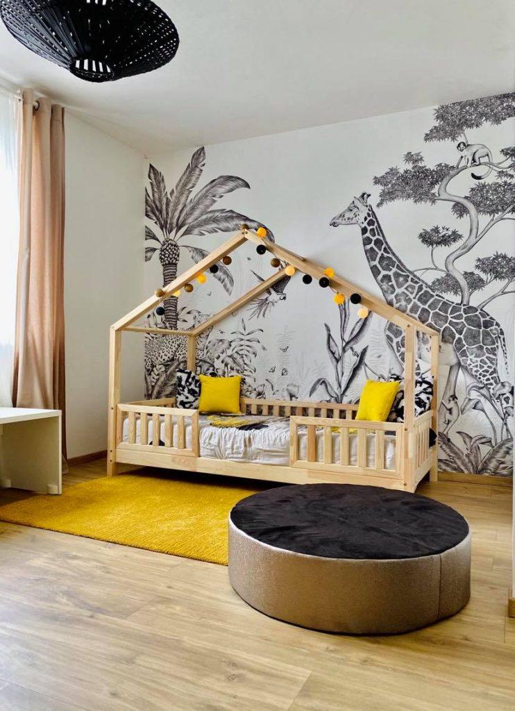 décoration d'intérieur chambre enfant